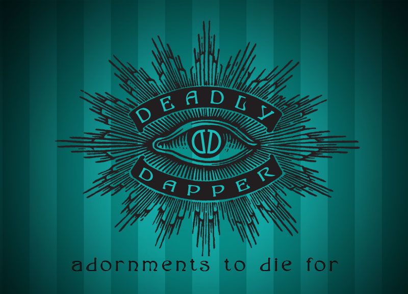 Deadly Dapper – Logo Design