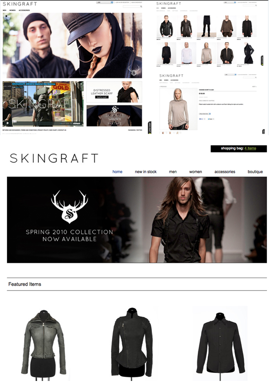Skingraft Web Design and Marketing