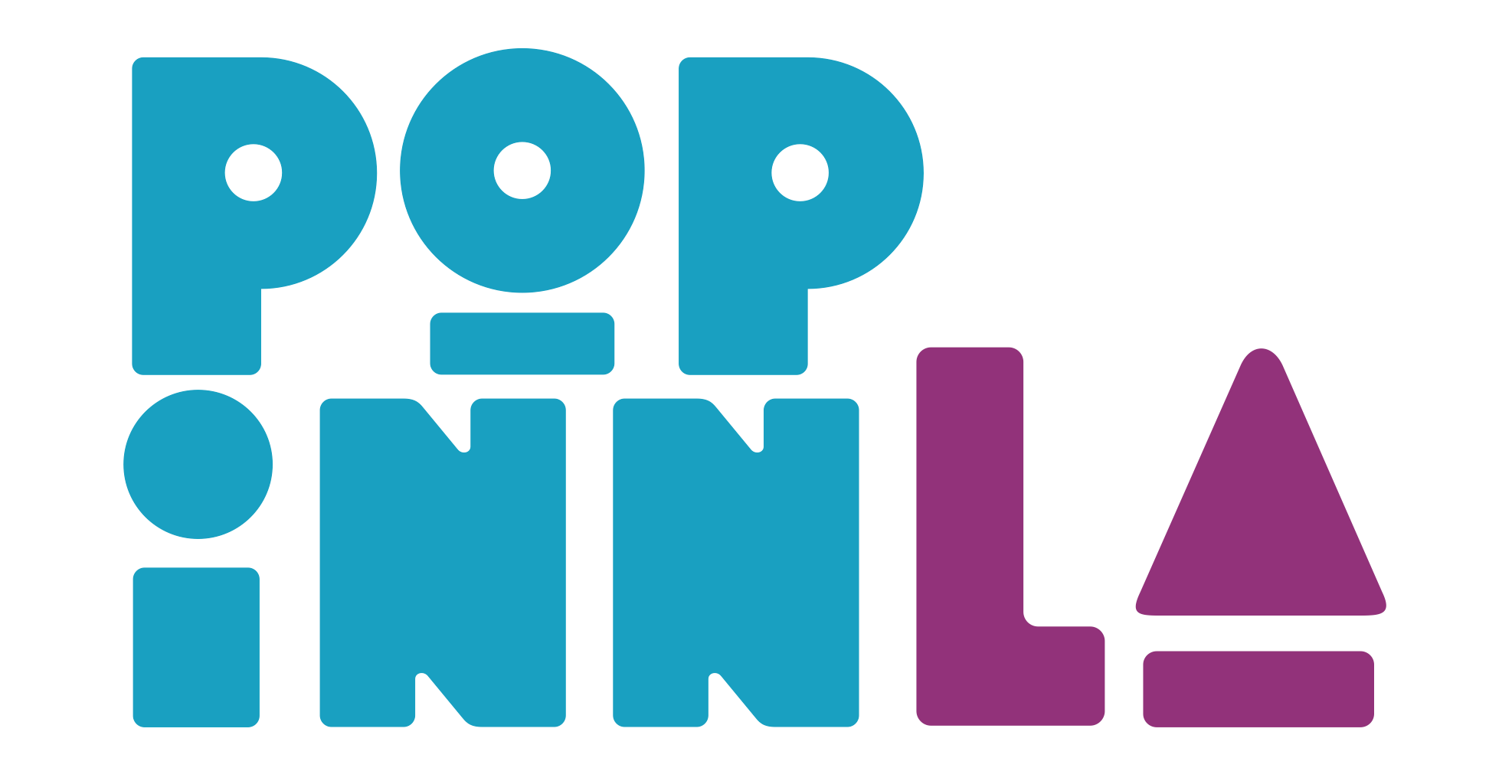 POP- INN Los Angeles – Logo Design