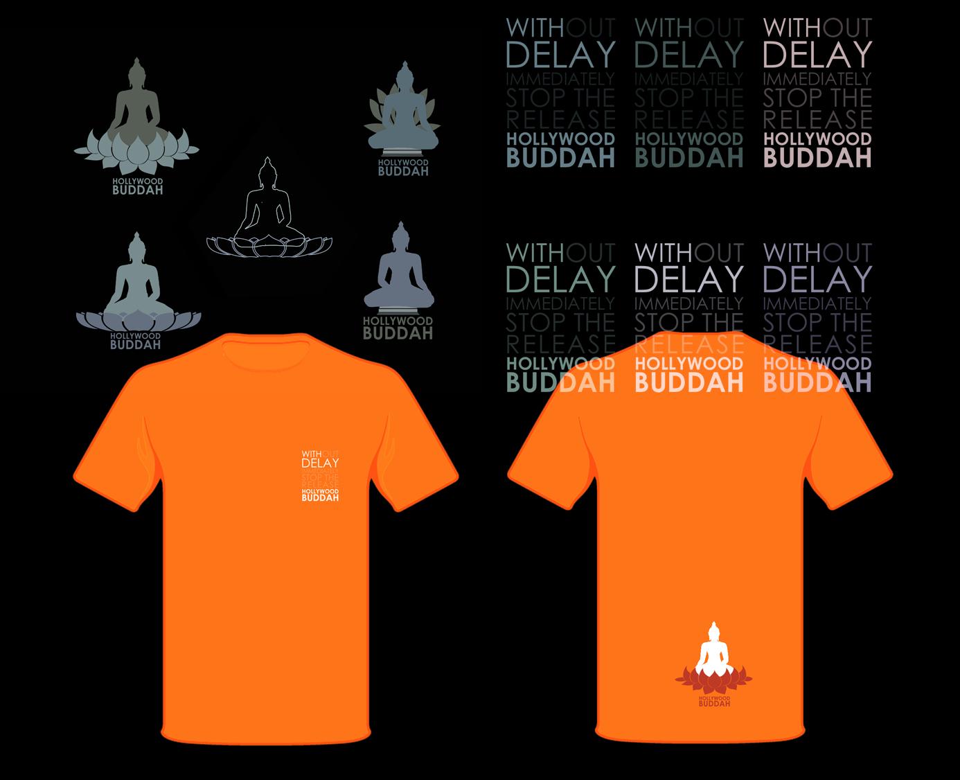 Hollywood Buddah Protest Shirt