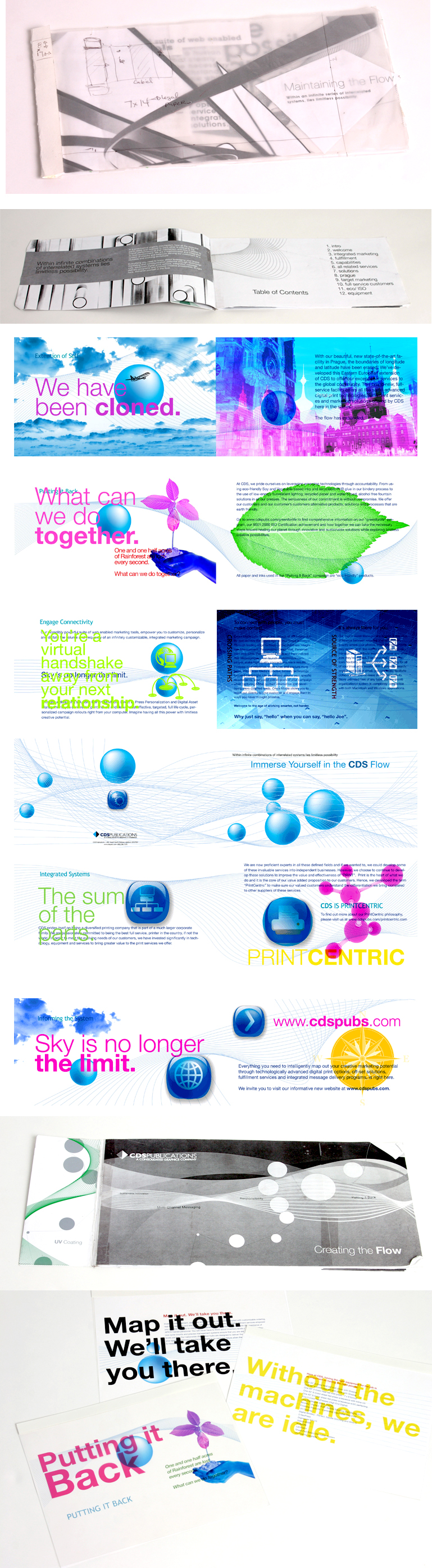 CDS Publication – Brochure Concept & Design