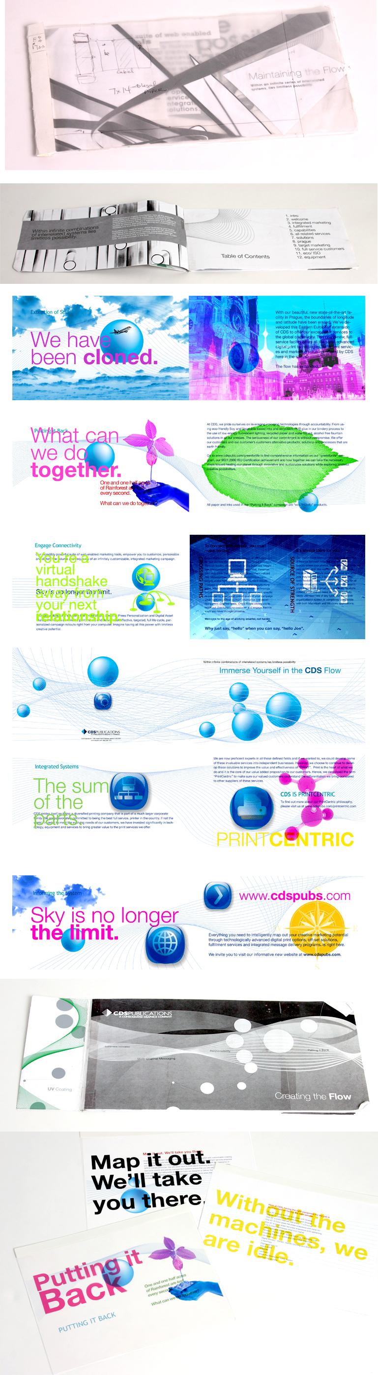 CDS Publication – Brochure Concept & Design