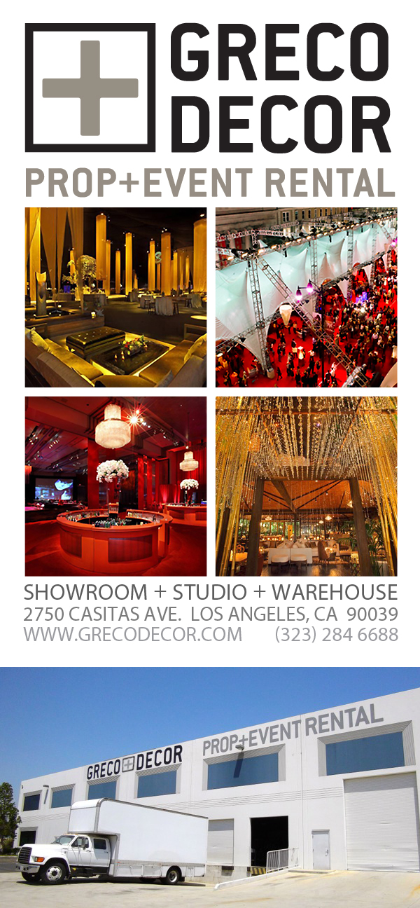 Greco Decor Brand, Logo, Signage and Website