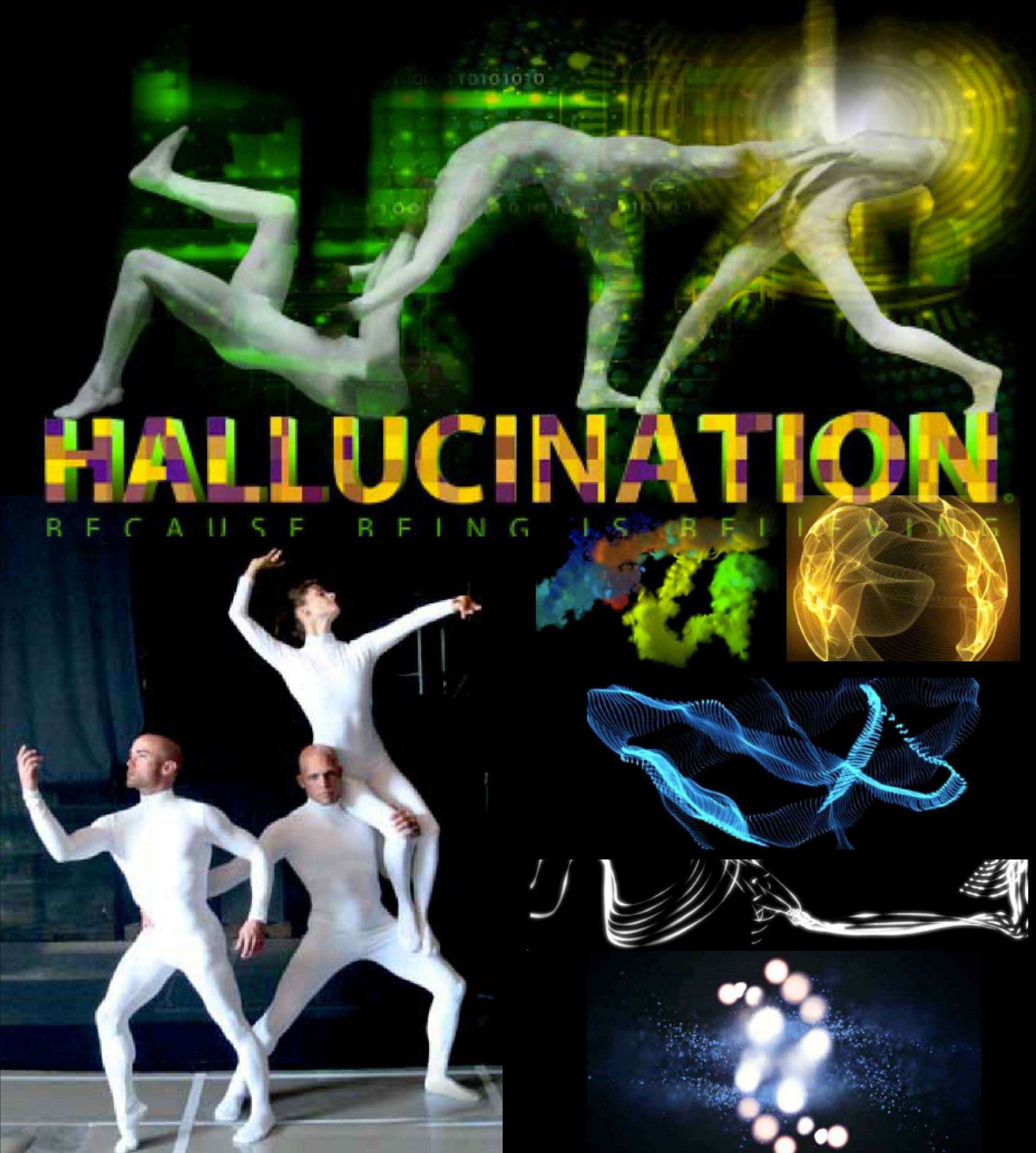Hallucination – Revival Casino Video Show – Theme &  Brand