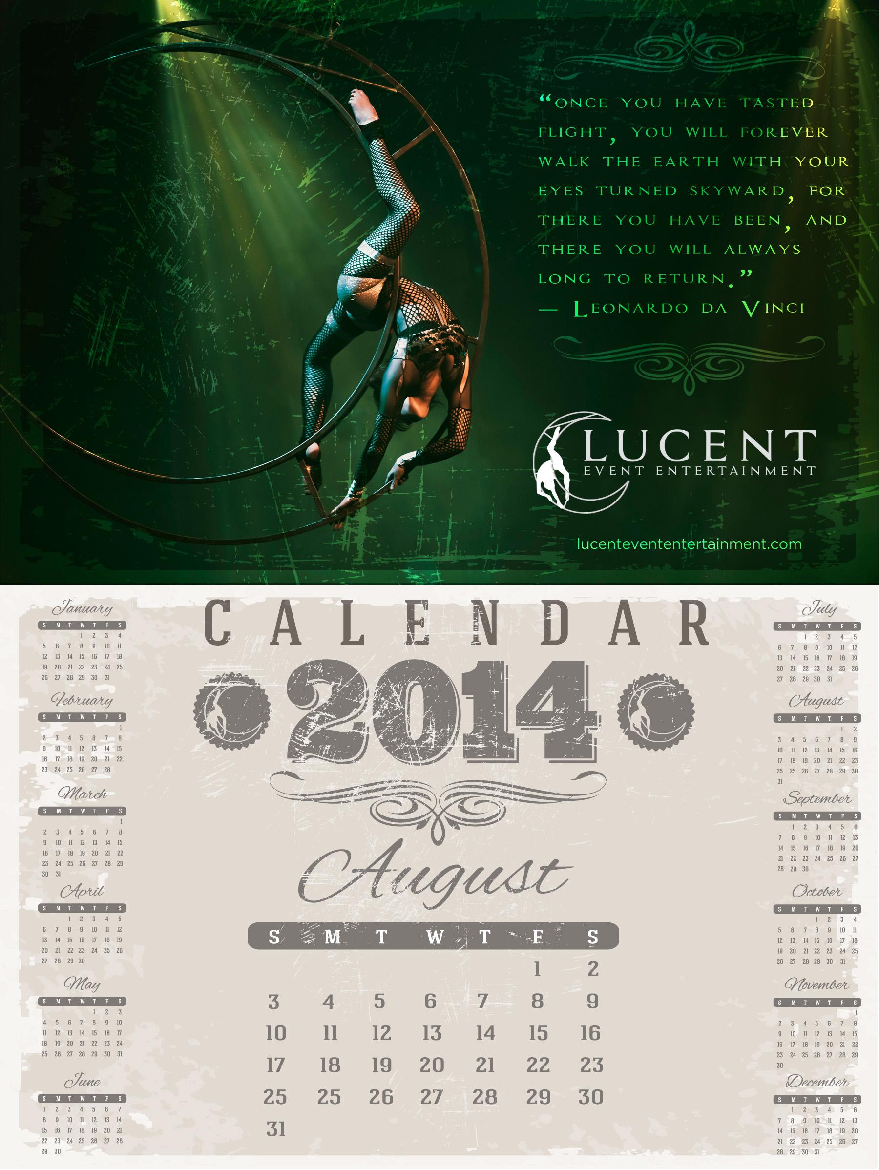 Lucent Dossier – Mailer Design