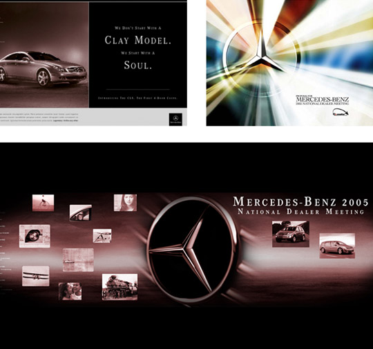 Mercedes Benz Theme Graphics