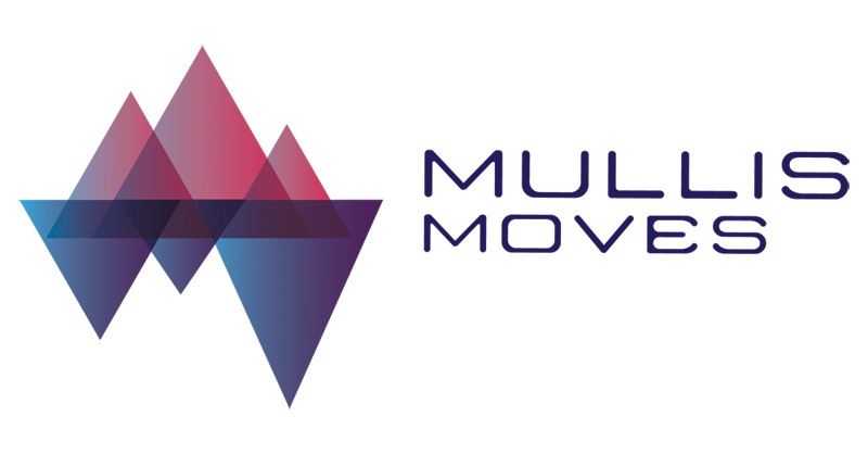 Mullis Moves Logo Design