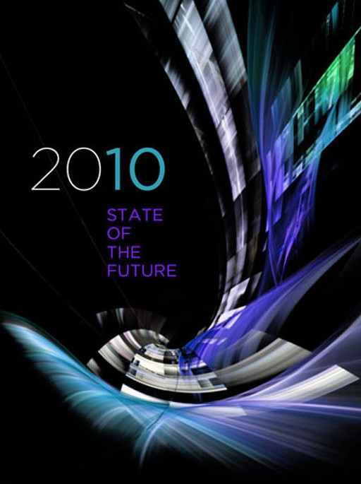 State of the Future 2010 Brochure Design. Contest Winner