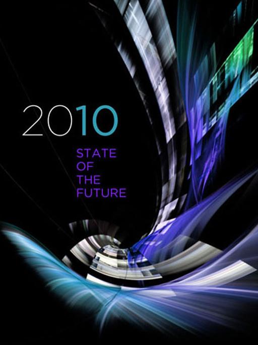 State of the Future 2010 Brochure Design. Contest Winner