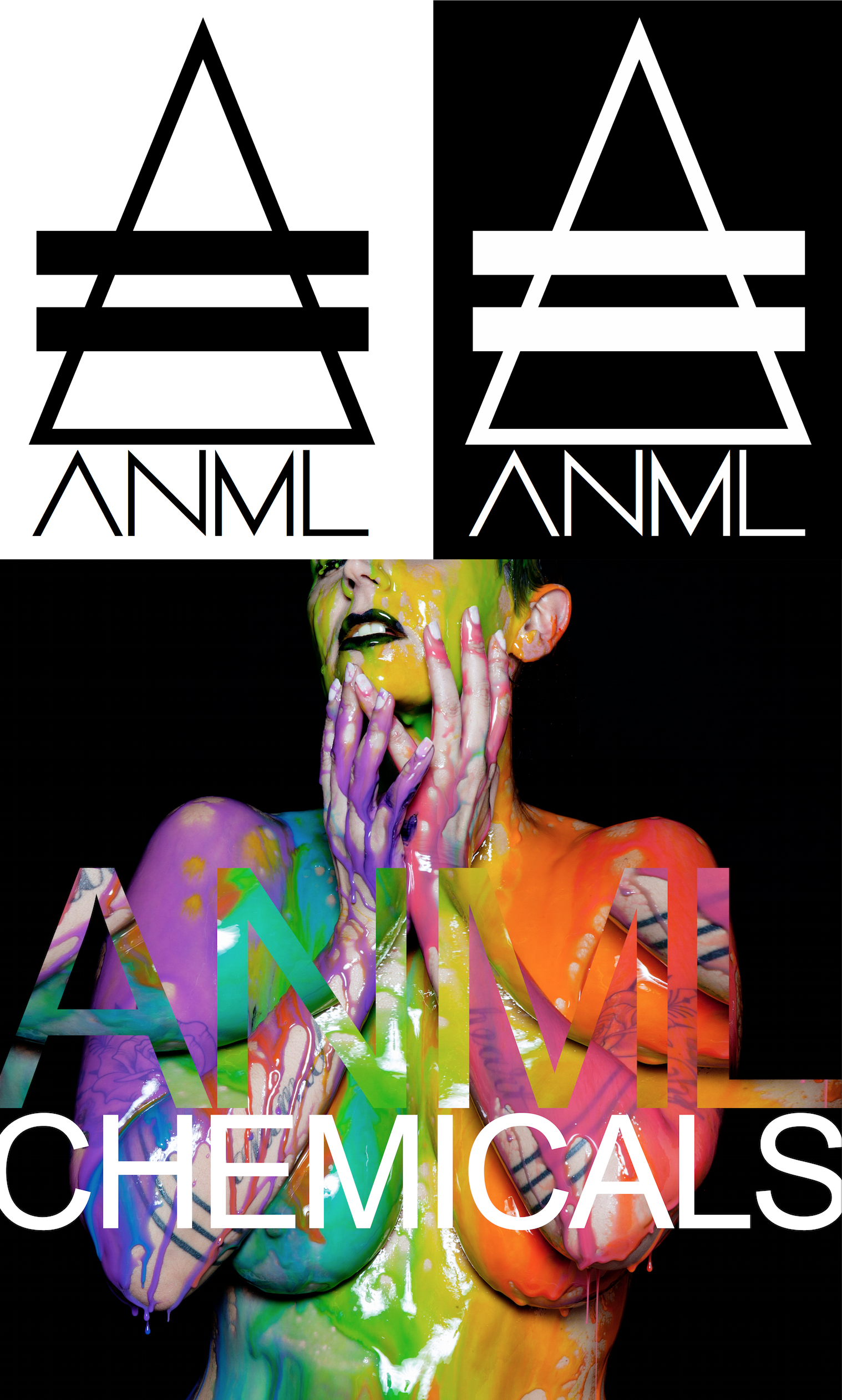 ANAML – Logo Design and Chemical Single Release